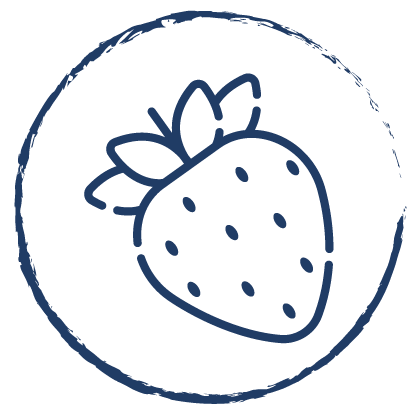 Icon strawberry